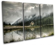 Mountan Lake House Landscapes - 13-2227(00B)-TR32-LO